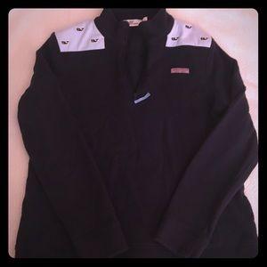 Shep shirt pullover quarter zip